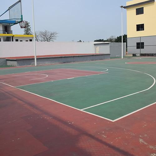 Dormitory playground