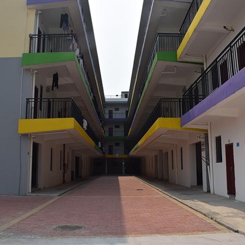 Dormitory environment
