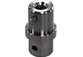 What is the use of precision machining in electronic products?